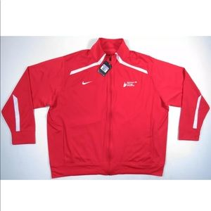 Nike Bank Of America Chicago Marathon Zip Jacket